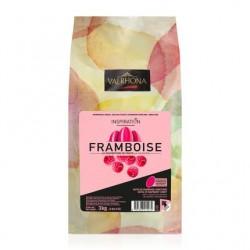 Inspiration Framboise Sac fèves 3 kg  - Valrhona