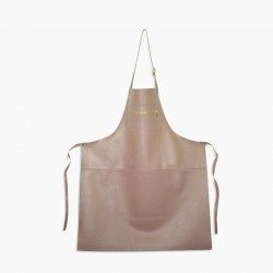 Amazing Aprons Colours Keukenschort  Leer Dusty Pink  - DutchDeluxes