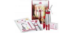 Slagroomkidde Pack Sifon 50 cl Gourmet Whip Plus + Rapid Infusion Starter