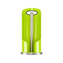 Porte Rouleau Essuie Tout avec Poignée Vert Lime - Wesco