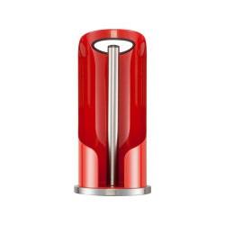 Porte Rouleau Essuie Tout avec Poignée Rouge  - Wesco