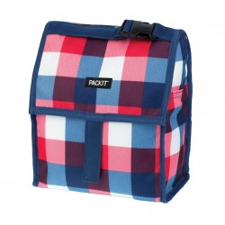 Koelmiddel Lunch Bag Buffalo Check 4,5 l  - Pack It