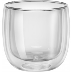 Set 2 Sorrento Dubbelwandige Thee Glazen 240 ml - Zwilling
