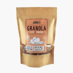 Granola Pomme Cannelle 250 g  - Jimini's