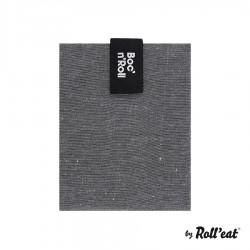 Emballage Sandwich Réutilisable Boc n Roll Eco Noir  - Roll Eat