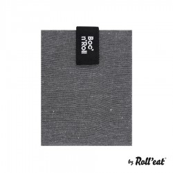 Emballage Sandwich Réutilisable Boc n Roll Eco Noir - Roll Eat