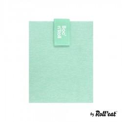 Emballage Sandwich Réutilisable Boc n Roll Eco Vert Menthe  - Roll Eat
