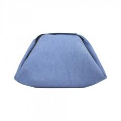 Lunchzak Eat n Out Eco Mini Blauw - Roll Eat