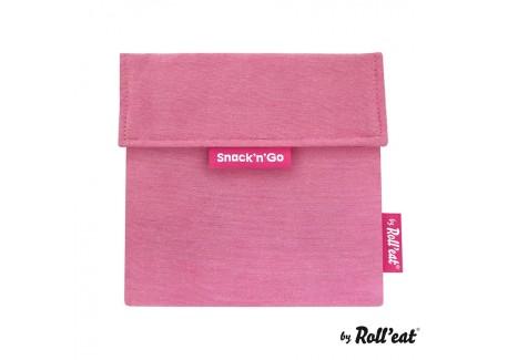 Snackbag Snack n Go Eco Violet - Roll Eat