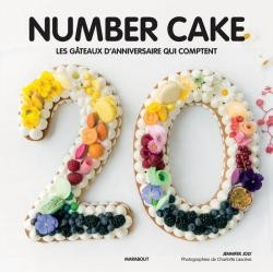 Number Cakes - Marabout