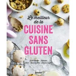Le Meilleur de la Cuisine Sans Gluten  - Marabout