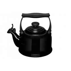 Bouilloire Tradition Noire Ebène - Le Creuset