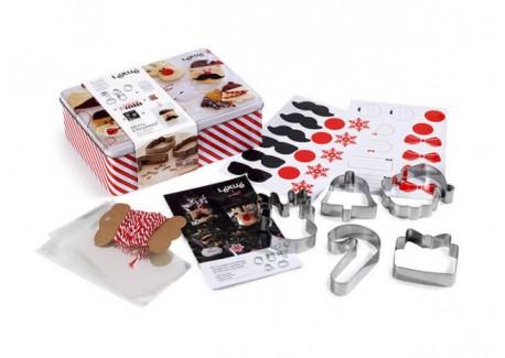 Kit Petits Biscuits de Noël  - Lékué