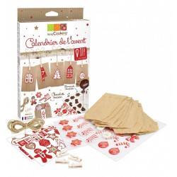 Adventskalender Kit   - Scrapcooking