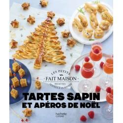 Tartes Sapin et Apéros de Noël  - Hachette