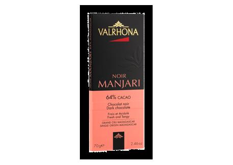 chocolat manjari valrhona