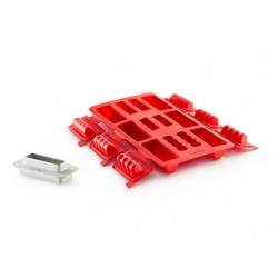 Kit Mini Bûches avec Inserts  - Lékué