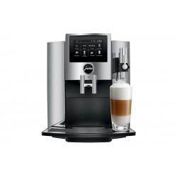 E8 Chrome PEP Koffiemachine   - Jura