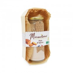 Mirontaine Mix voor Peperkoek  - Scrapcooking