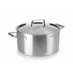 Foodie Kookpot 18 cm 2l met Deksel - Lacor