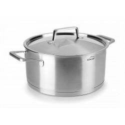 Foodie Kookpot 20 cm 3l met Deksel - Lacor
