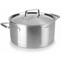 Foodie Kookpot 24 cm 5l met Deksel