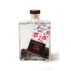 Mengeling om Zelf Gin te Maken - Pink Gin - Quai Sud