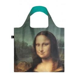 Opvouwbare Herbruikbare Tas Da Vinci Mona Lisa  - LOQI