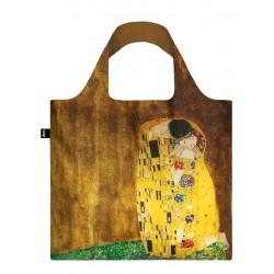 Opvouwbare Herbruikbare Tas Klimt The Kiss - LOQI