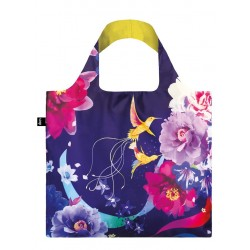 Sac Réutilisable Pliable Naito Hummingbirds  - LOQI