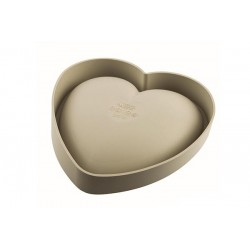 Moule 3D Coeur Batticuore - Silikomart