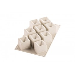 3D Bakvorm Mosaico  - Silikomart