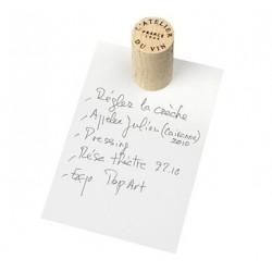 Bouchon Magnet - Atelier du Vin
