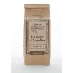 Café en Grains pour Expresso 250 g  - Cafés Looze
