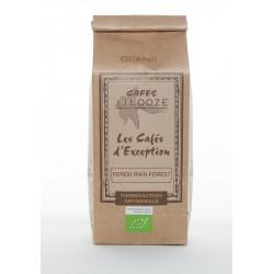 Café en Grains Bio Pérou 500 g - Cafés Looze
