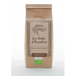 Peru Organic Koffiebonen1 500 g  - Cafés Looze