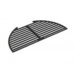 Demi-Grille en Fonte Barbecue Large  - Big Green Egg