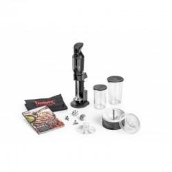 Coffret Mixeur Plongeant M200 BBQ Noir 200 w - Bamix