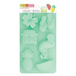 Moule Silicone Multi-Summer  - Scrapcooking