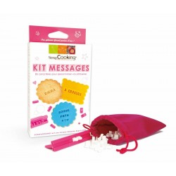 Kit Messages  - Scrapcooking
