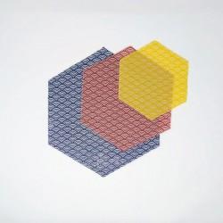 Bee Wrap Pack Trio Hexagone 18, 24, 30 cm