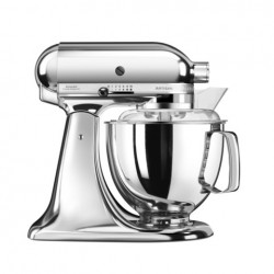 Robot Artisan 5KSM175 Chrome Brillant - KitchenAid