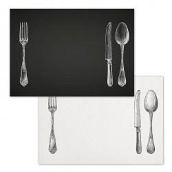 Placemat Pad Sur la Table 2x25 pièces  - Trendform