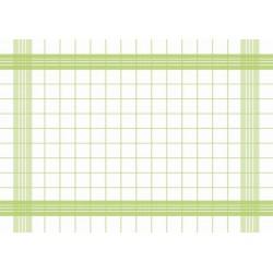 Placemat Pad Cuisine 4x12 pièces  - Trendform