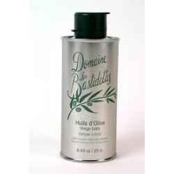 Huile d'Olive Extravierge 250 ml - Bastidettes