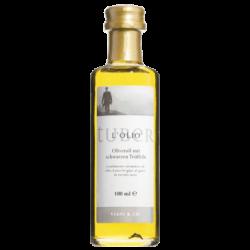 Olijfolie met Zwarte Truffel 100 ml - Viani