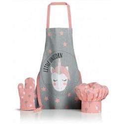 Licorne Set 3 dlg voor Kind - Winkler