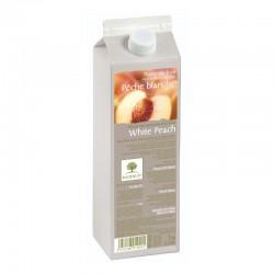 Witte Perzik Puree 1kg - Ravifruit