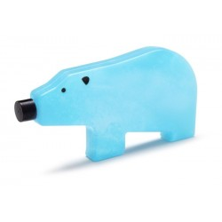 Blue Bear Mom Ijsblokje