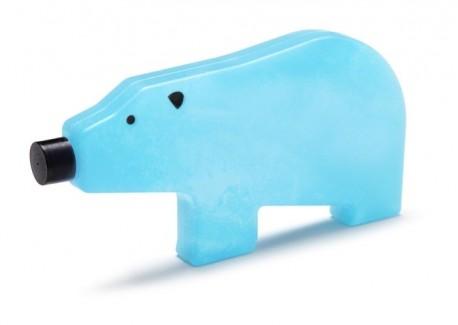 Blue Bear Mom Ijsblokje  - Monkey Business